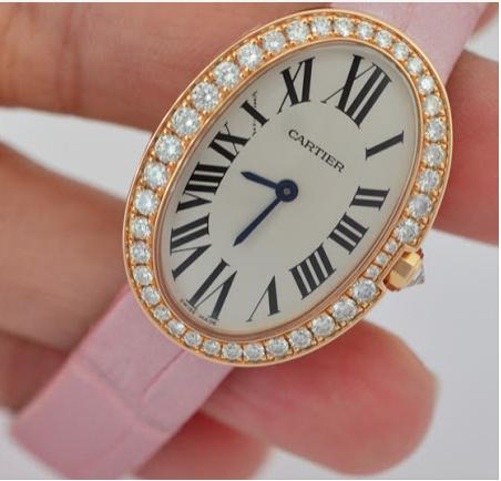 Cartier Rose Gold Watch - New Orleans