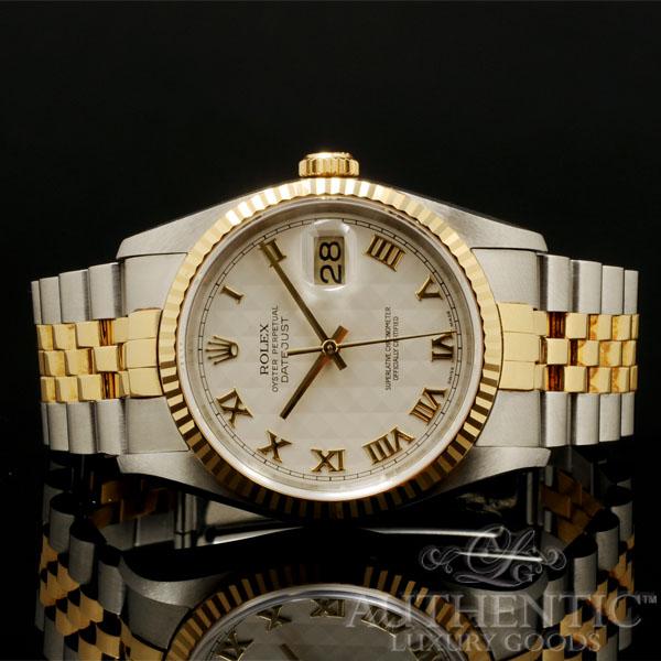 Rolex Datejust - New Orleans