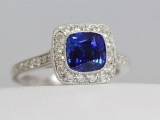 Auction a Tiffany Sapphire Ring
