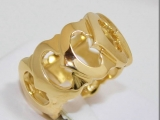 Cartier Gold Band - New Orleans