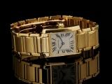 Cartier Gold Watch