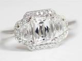 GIA Tycoon Cut Diamond Ring