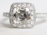 Large Tiffany Diamond Ring