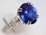 Sapphire Ring - New Orleans