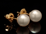 Sell Mikimoto Pearl Earrings - New Orleans